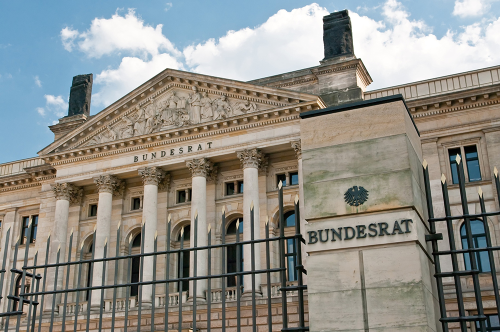 Dienstgebäude des Bundesrates