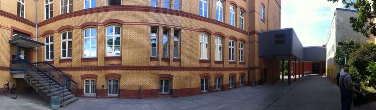 NEU- UND UMBAUMAßNAHMEN AN DER KOPERNIKUSSCHULE IN BERLIN